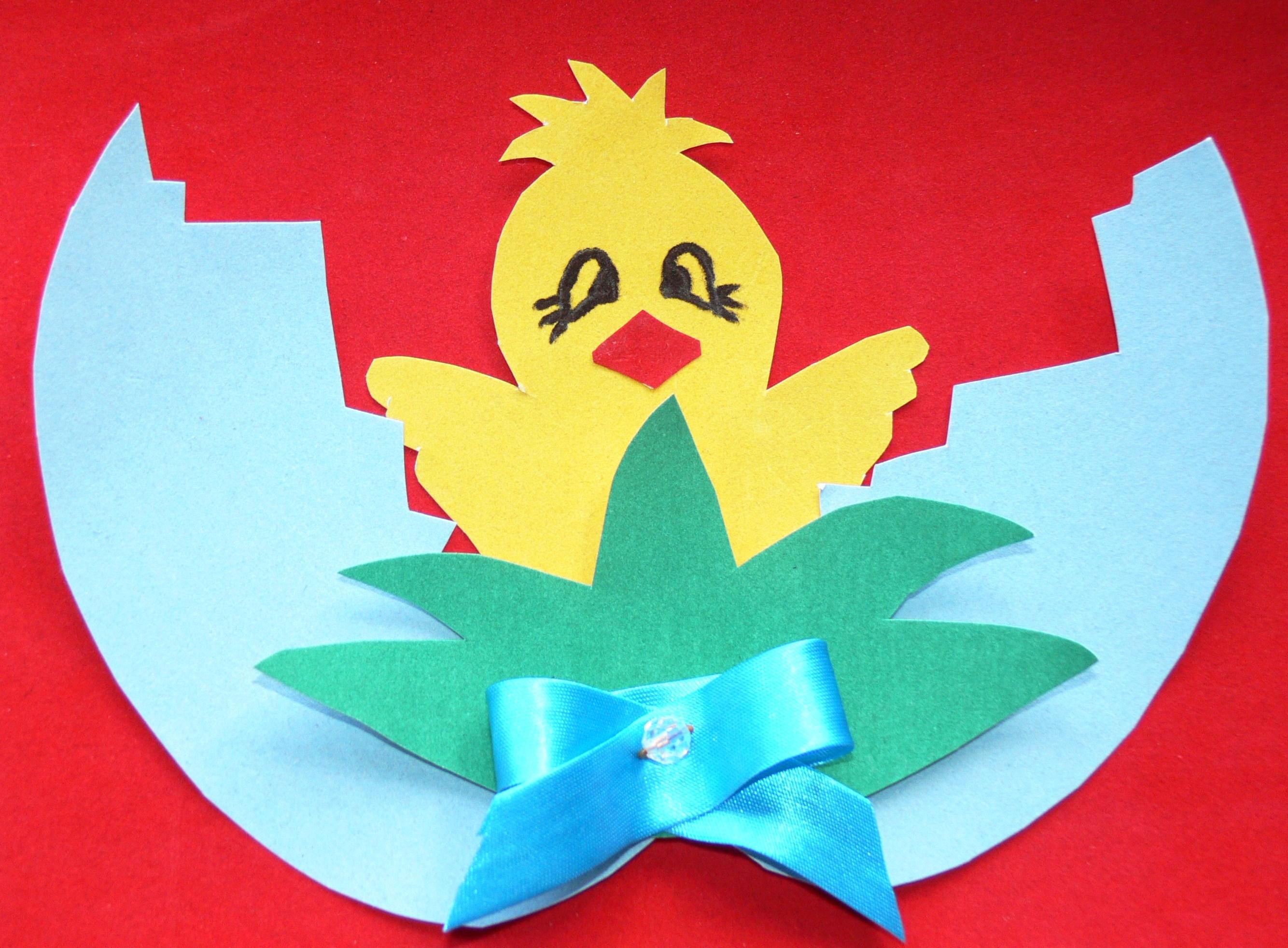 Поделка из бумаги своими руками для детей видео